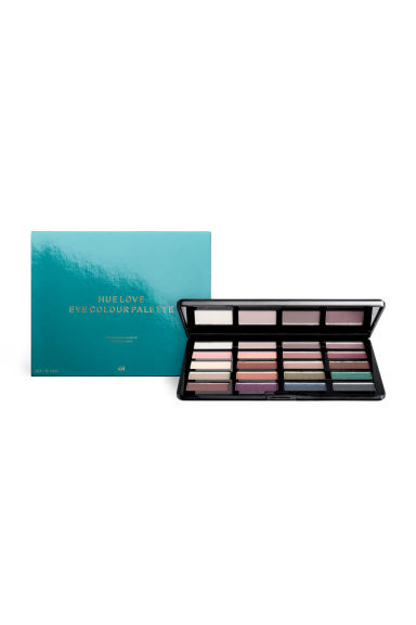 Eye shadow palette - Multicoloured - Ladies | H&M IE