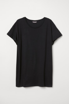 H&M+ Jersey Top