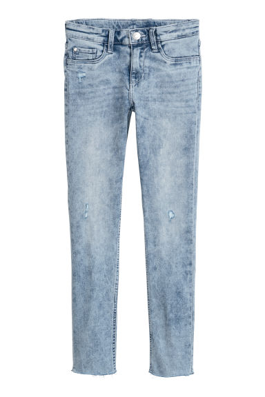 Superstretch Skinny Fit Jeans - Светлосин деним -  | H&M BG