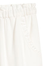 Culottes - White - Ladies | H&M CN 3