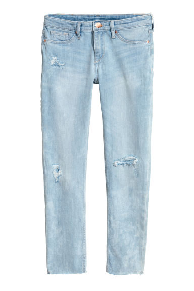 Superstretch Skinny Fit Jeans - ライトデニムブルー - Kids | H&M JP