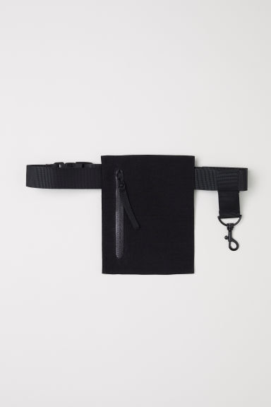 Waist bag - Black - Ladies | H&M