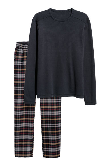 Pyjamas - Black -  | H&M