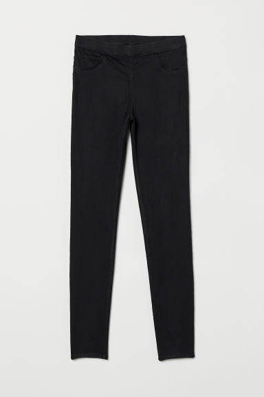 Treggings - Nero - DONNA | H&M IT