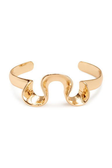 Bangle - Gold-coloured - Ladies | H&M CN