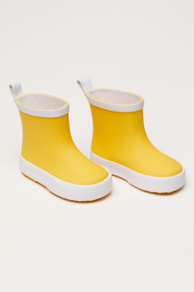 Wellingtons - Yellow - Kids | H&M CN