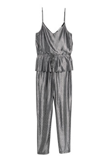 Jumpsuit with Flounce