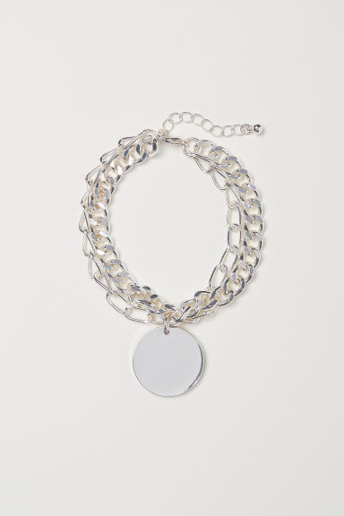 Bracelet - Silver-coloured - Ladies | H&M