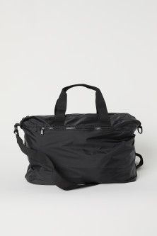 Foldaway weekend bag