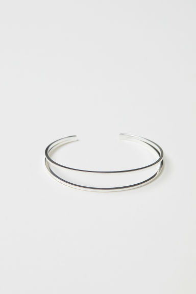 Bangle - Silver - Ladies | H&M CN