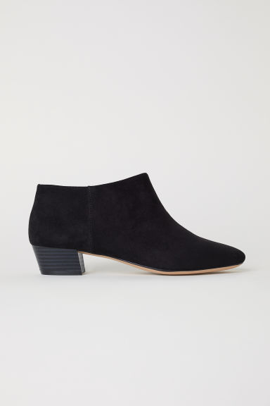 Ankle boots - Black -  | H&M CN