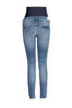 MAMA Skinny Ankle Jeans - Azul denim - MUJER | H&M ES 4