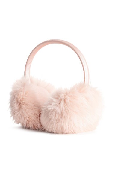 Earmuffs - Light pink -  | H&M IE
