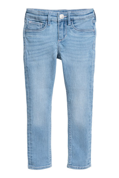 Superstretch Skinny Fit Jeans モデル