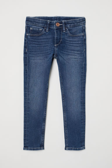 Superstretch Skinny Fit Jeans - Blu denim scuro -  | H&M IT