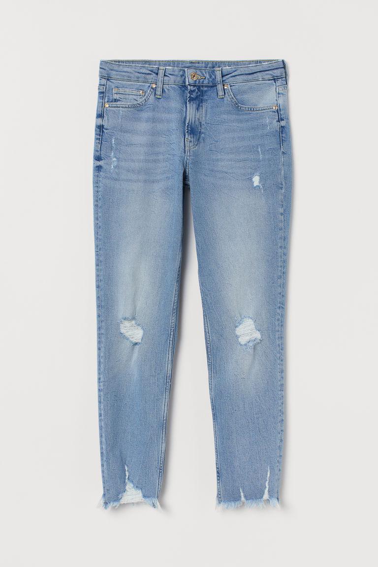 Girlfriend Regular Jeans