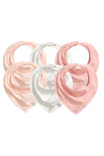 Lot de 6 foulards - Rose poudré - ENFANT | H&M CH 1