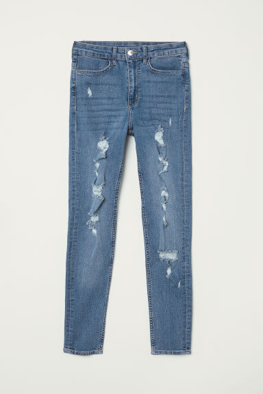 Petite Fit Super Skinny Jeans - Denim blue -  | H&M CN