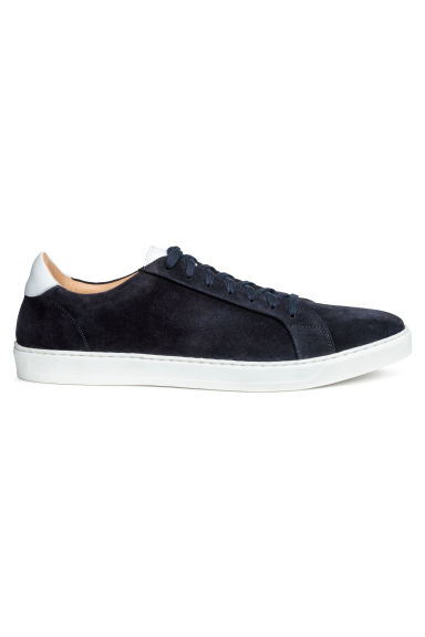 Sneakers - Donkerblauw - HEREN | H&M BE
