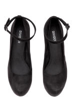 Platform shoes - Black - Ladies | H&M 2