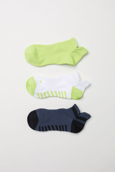 3-pack sports socks Model