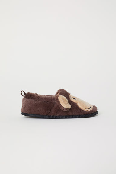 Slippers - Brown - Kids | H&M CN