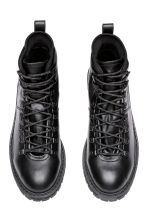Chunky-soled boots - Black - Men | H&M IE 2
