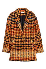 Manteau court - Orange - FEMME | H&M BE 2