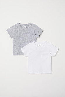 2-pack pima cotton T-shirts