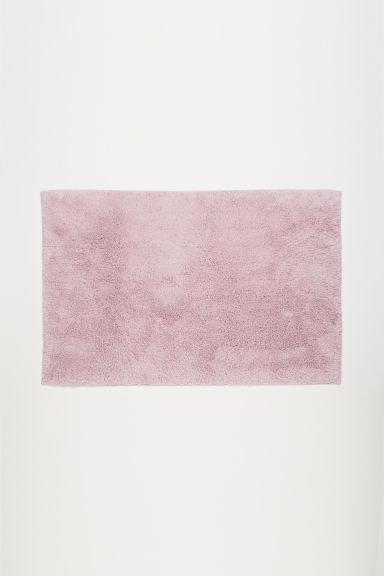 Tapis de bain - Rose - HOME | H&M BE