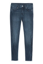 Stretch trousers - Dark denim blue - Ladies | H&M IE 2