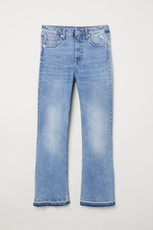 Kickflare High Ankle Jeans
