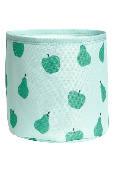 Small storage basket - Light green/Fruit - Home All | H&M CN