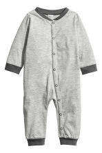 3-pack all-in-one pyjamas - White/Bears - Kids | H&M CN 3