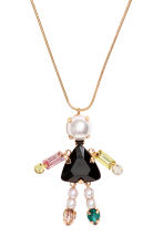 Necklace - Gold-coloured - Ladies | H&M 2