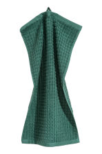 2-pack guest towels - Dark green - Home All | H&M IE 2