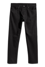 Straight Jeans - Black - Men | H&M CN 1