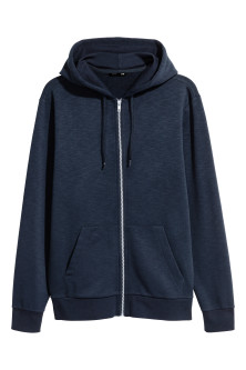 Hooded jacket Regular fit