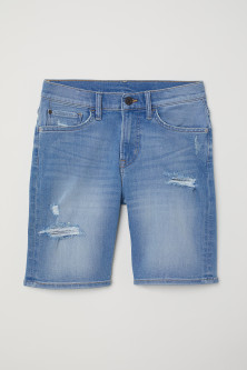 Jeansshort - Slim fit
