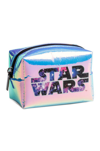 Mini pouch - Metallic/Star Wars -  | H&M