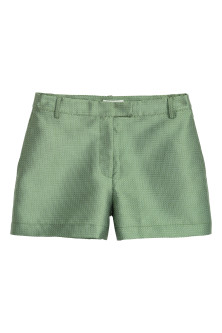 Jacquard-patterned Shorts