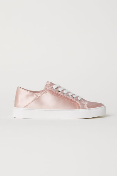 Sneakers slip-on - Rosa cipria - DONNA | H&M CH