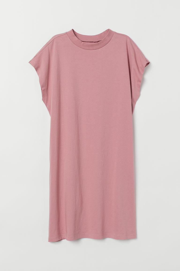 Jersey dress - Old rose -  | H&M GB