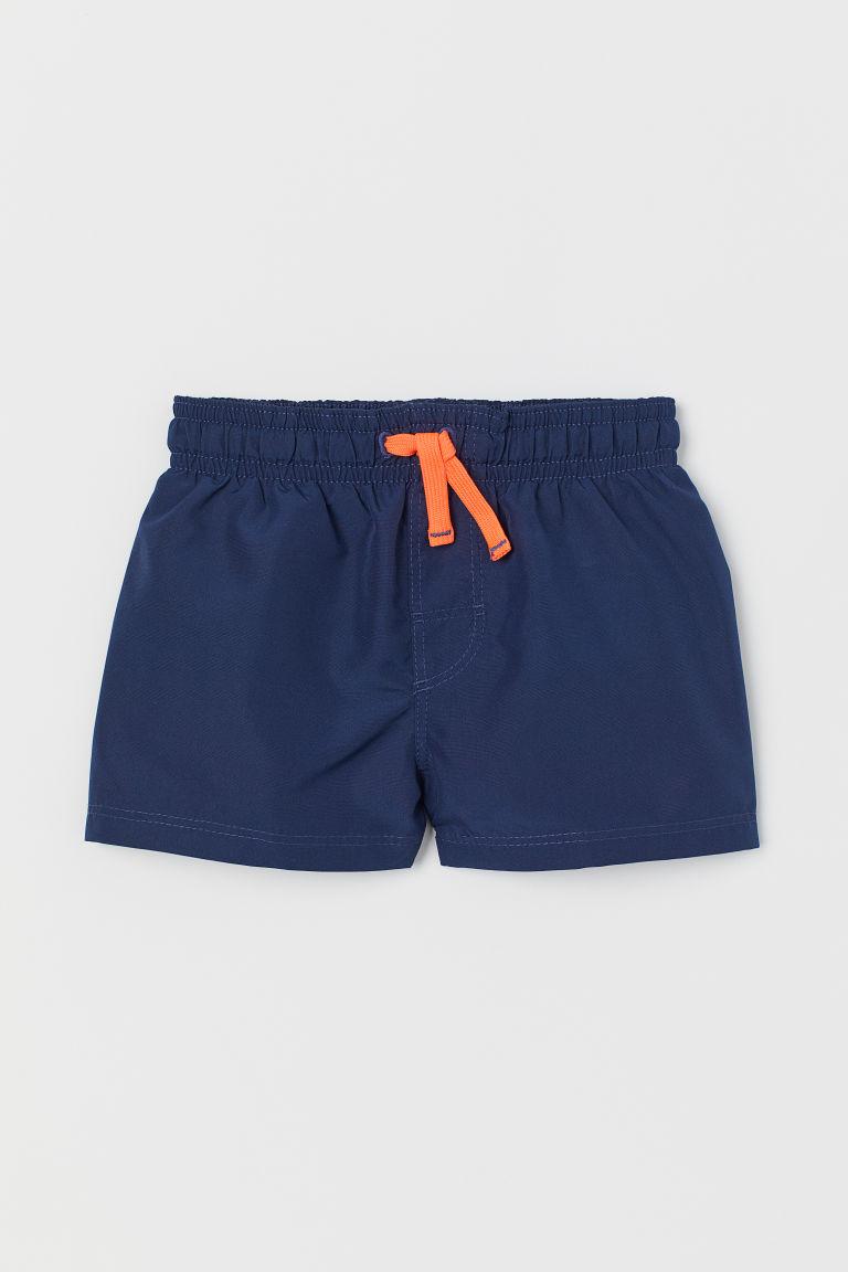 Swim shorts - Dark blue - Kids | H&M GB