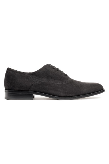 Oxfordschoenen - Zwart - HEREN | H&M BE