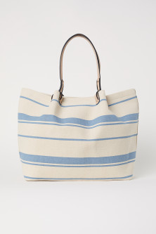Striped Shopper