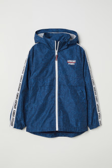 Veste outdoor doublée