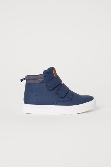 Hi-tops - Dark blue - Kids | H&M CN
