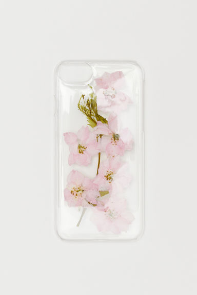 iPhone 6/8 手機殼 - Transparent -  | H&M