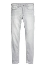 Superstretch Skinny Fit Jeans - Light grey denim - Kids | H&M CN 2